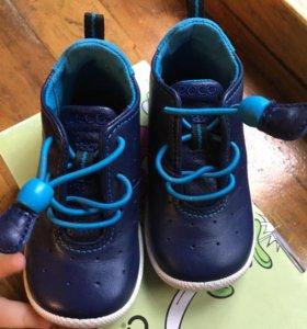 Ботиночки Ессо 21 размер