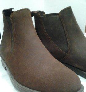 Ботинки мужские новые (осень -весна)