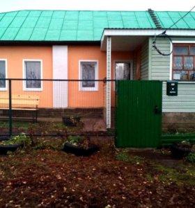 Дом 65.7 кв.м, участок 49 соток