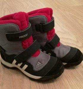 Детские ботинки Adidas ClimaProof