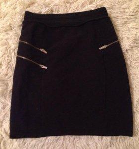 Обтягивающая юбка