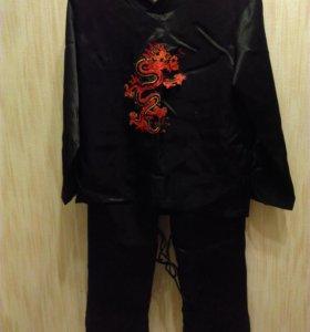 Новогодний костюм Ниндзя.