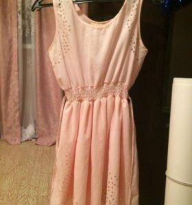 Два платья 500