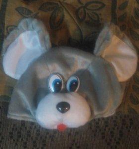 Детский костюм мышонка