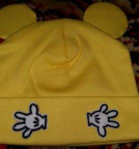 Детские шапочки