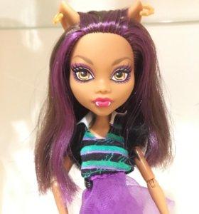 Кукла Монстер Хай, Monster High, Клодин Вульф
