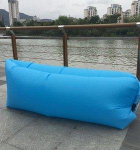 Lamzac надувной лежак,диван
