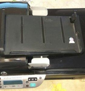 Мфу HP OfficeJet 4500 Wireless на запчасти