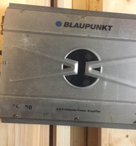 Усилитель Blaupunkt GTA-450