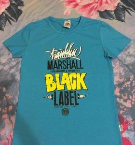 Продаю мужскую футболку Franklin&Marshall👕