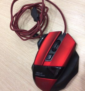 Компьютерная мышьSPEEDLINK DECUS Gaming Mouse