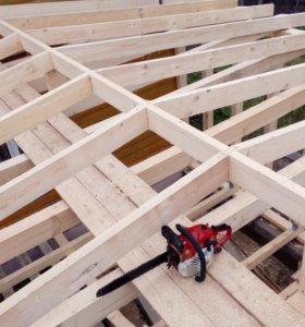 Строительство деревянных домов, беседки