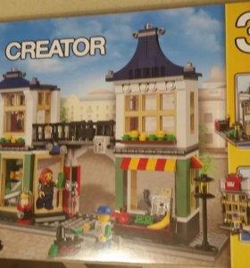 Большой набор Lego магазин 3в1 31036 НОВЫЙ