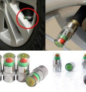 Индикаторные колпачки для шин