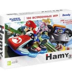 """""""Hamy"""" 2 (100-in-1) Mario sega-dendy"""