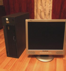 ПК IBM c Windows 7