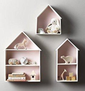 Кукольные домики на заказ