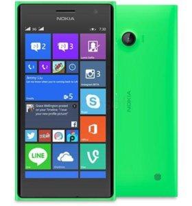 Задняя панель Nokia 720