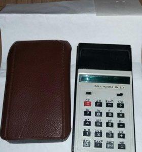 Калькулятор электроника МК 37А
