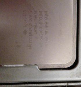 Процессор Intel Core 2Duo E8400