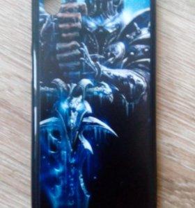 Чехол скинон на HTC 626G