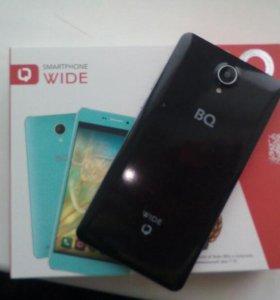 BQ Wide Black 4G