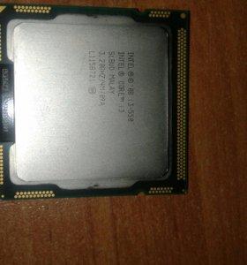 Процессор i3-550
