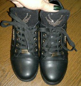 Новые ботинки 37-38
