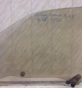 Стекло передней левой двери Субару Легаси BG5