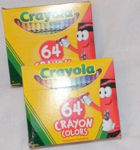 Crayola 64шт