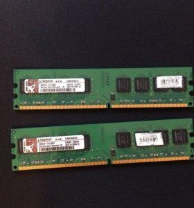Оперативная память DDR2 1G