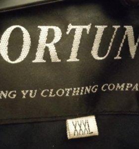Пуховик Fortune