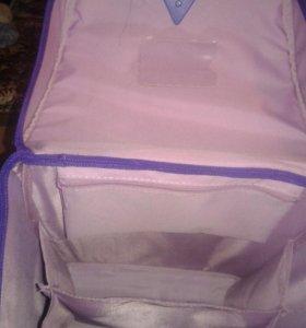 Рюкзак ортопедический со светоотрожающими полоскам