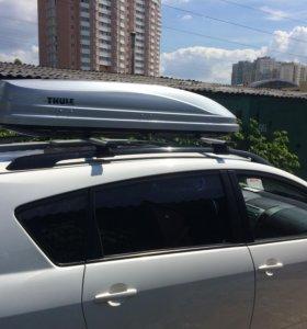 Багажник на крышу Toyota Verso