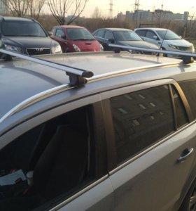 Багажник на крышу Opel Astra универсал