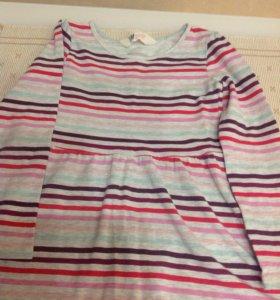 Платье для девочки 2 шт