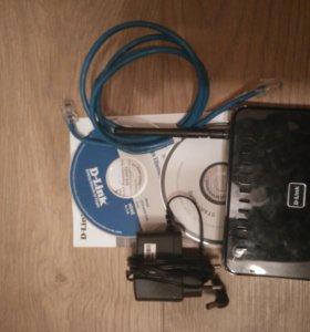 Wi- f i  роутер, D-Link  DIR-300