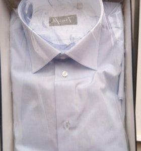 Рубашка мужская Monet, р-р 40, рост 176-182