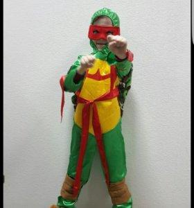 Карнавальный костбм Черепашка-ниндзя
