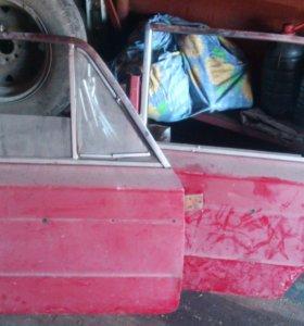 Двери и крышка богажника на ВАЗ 2106