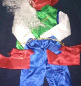 Новогодний костюм гнома(прокат)
