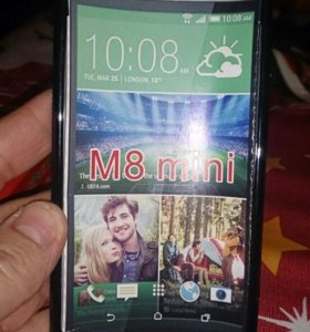 Чехол на телефон HTC one 8 mini