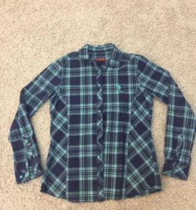 Рубашка u.s.polo новая
