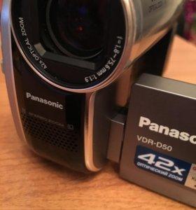 Видеокамера Panasonic VDR-D50