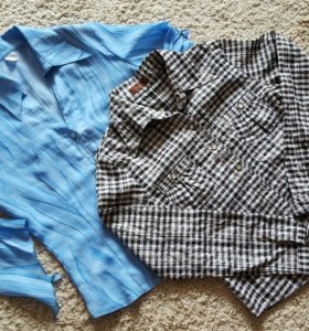 Блузы-рубашки