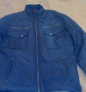 Куртка мужская демисезонная