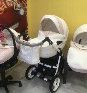 Продам коляску для принцессы 3в1