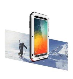 Чехлы Love Mei на Samsung Note 5:7