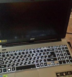 Ноутбук Acer V3 572G 72PX