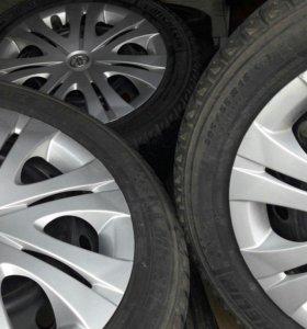 Колеса в сборе Toyota Corolla R16